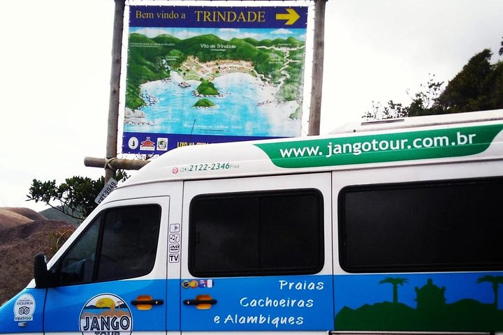 Passeio pelas Praias da Vila de Trindade - By Jango Tour Paraty, Paraty, BRASIL