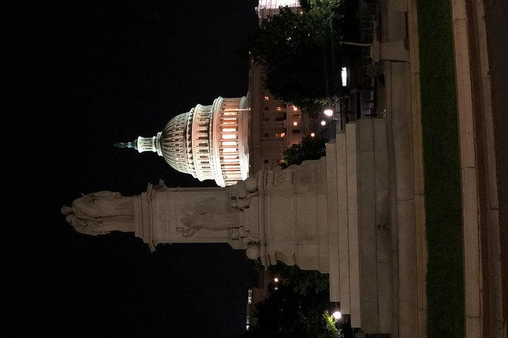 Private Tour of Washington DC at Night with a Chauffeur., Washington DC, ESTADOS UNIDOS