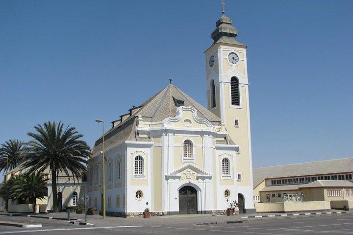 City Tour of Historical Swakopmund, Swakopmund, NAMIBIA