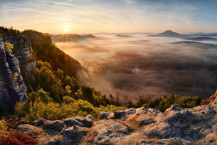 Private Tour: The Best Of Saxon Switzerland From Prague: Bastei Bridge & Dresden, Praga, CZECH REPUBLIC