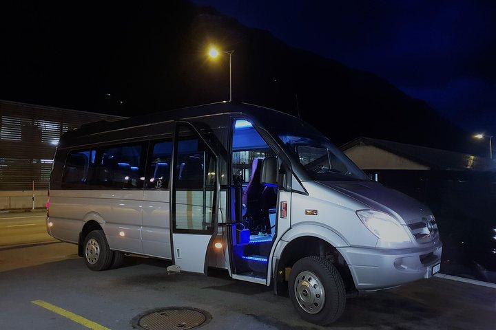 Private Driver Service, Milan, ITALIA