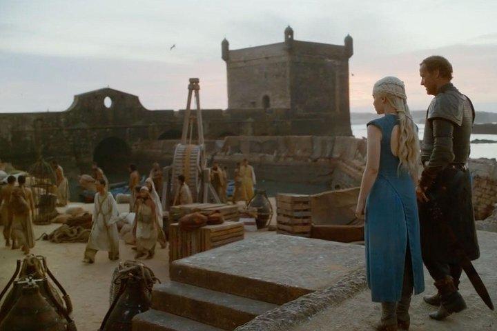 Games of Thrones Instagram tour in Essaouira, Marrakech, cidade de Marrocos, MARROCOS