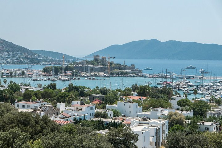 From Kos: Independent Day Trip to Bodrum, Cos, Grécia