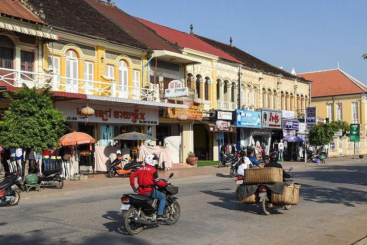 Battambang City Walking Tour, Battambang, CAMBOYA