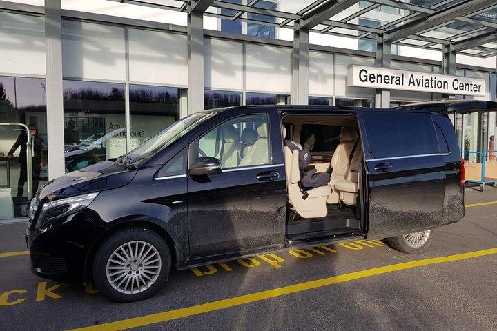 Airport Taxi to Zermatt or vice versa, Milan, ITALIA