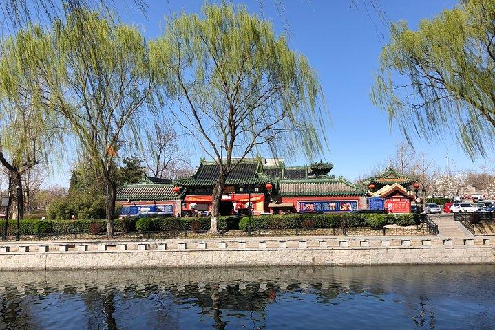 All Inclusive Tour: The Great Wall at Badaling with Hutong Rickshaw, Beijing, CHINA