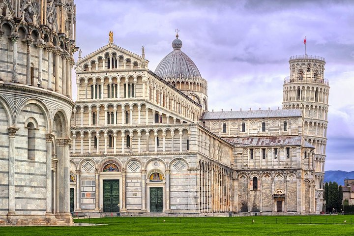 Leaning Tower of Pisa Entry Ticket, Pisa, ITALIA