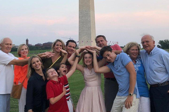 DC Rickshaw Monuments Tour, Washington DC, ESTADOS UNIDOS
