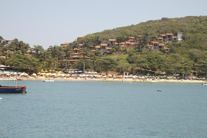 Búzios Full day: Boat and Trolley Tour with Lunch from Arraial do Cabo, Arraial do Cabo, BRASIL