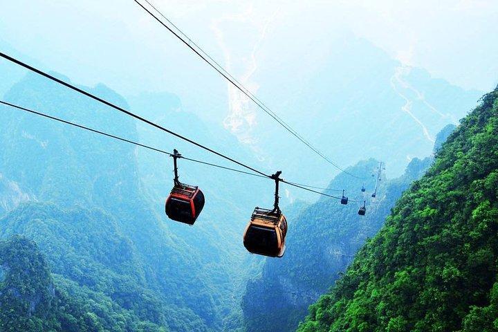 Zhangjiajie Grand Canyon Day Tour Including Lunch, Zhangjiajie, CHINA