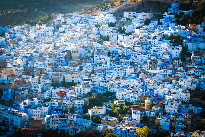 Full-Day Chefchaouen Private Tour from Fez, Fez, MARROCOS