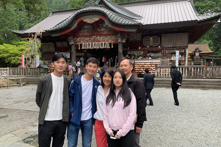 Private Full Day Sightseeing Tour to Mount Fuji and Hakone, Tokyo, JAPON