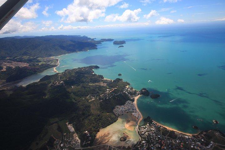 16,500ft Skydive over Abel Tasman with NZ's Most Epic Scenery, Motueka, NUEVA ZELANDIA
