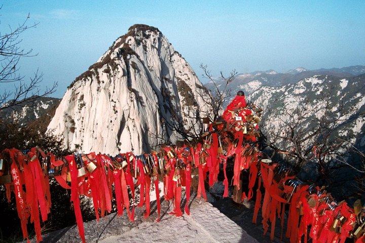 Private Mt. Huashan Hiking Tour from Xi'an, Sian, CHINA