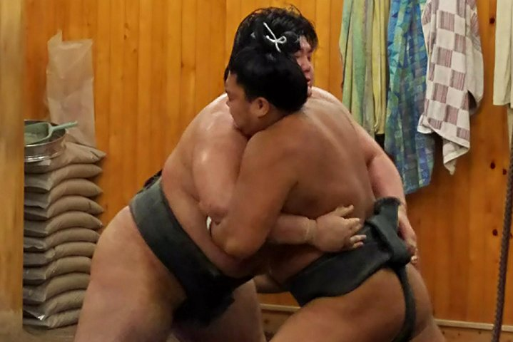 Experience Sumo & Japanese Culture, Tokyo, JAPON