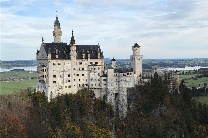 Neuschwanstein castle tour from Oberammergau village, Garmisch Partenkirchen, Alemanha