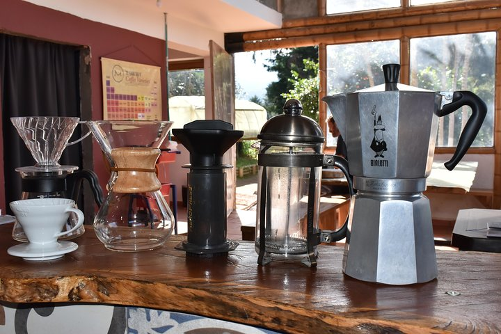 Permaculture and Traditional Coffee Tour at Momota Salento, Salento, COLOMBIA