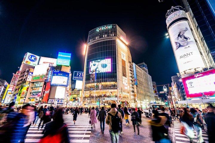 Shibuya Bar Hopping Night Food Walking Tour in Tokyo, Tokyo, JAPON
