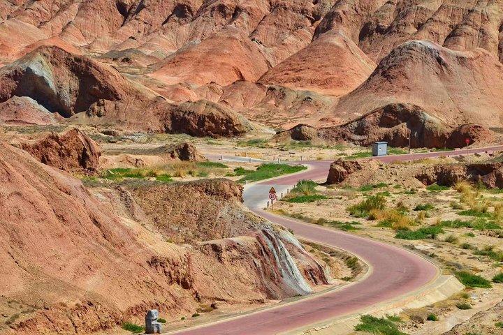 Qinghai and Gansu Silk Road Exploration-Xining, Huangyuan, Wulan, Dachaidan, Xining, CHINA