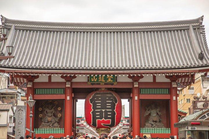 Tokyo: 70 min. Open Top Sightseeing Bus Ride - Downtown Asakusa Course, Tokyo, JAPON
