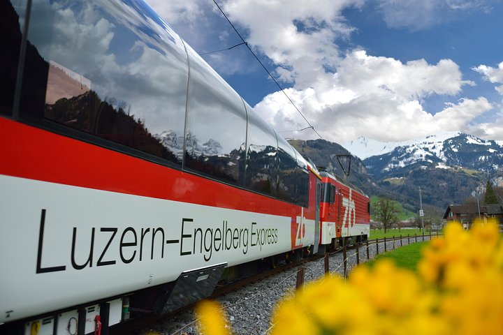Excursão autoguiada de ida e volta para o Monte Pilatus saindo de Lucerna, Lucerna, Suíça