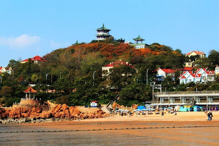 Qingdao private half day tour with Tsingdao Beer Lunch, Qingdao, CHINA