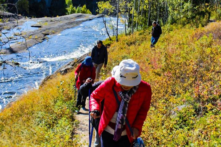 Cameron Falls Hiking Tour from Yellowknife, Yellowknife, CANADA