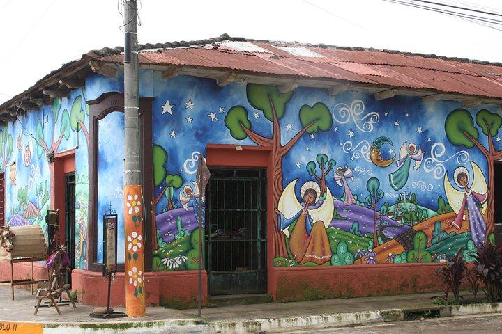 Flowers Route Tour of El Salvador + Coffee Farm visit, ,