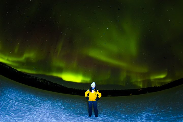 Yellowknife 2 Nights Aurora Viewing and Hunting Experience, Yellowknife, CANADA