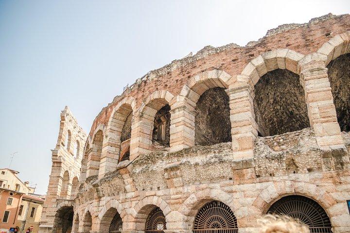 Verona Arena guided Tour with Fast Track entrance, Verona, Itália