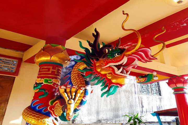 Local Temples and Traditional Market, ,