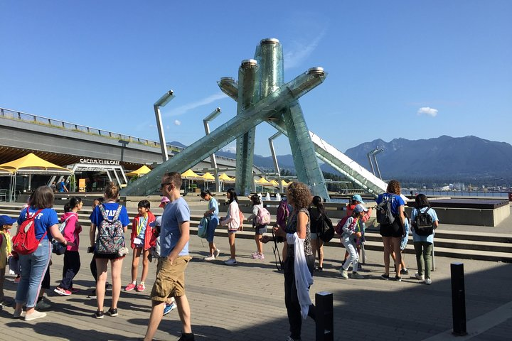 Vancouver City Finest Private Tour, Vancouver, CANADA