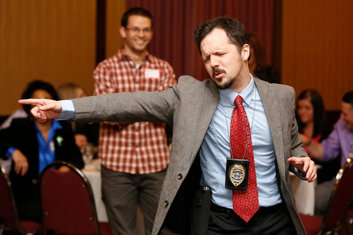 The Dinner Detective Murder Mystery Dinner Show - Fort Collins, Fort Collins, CO, UNITED STATES