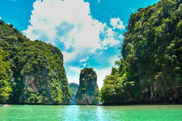 Hong Krabi & James Bond Island By Speedboat From Phuket, Phuket, Tailândia