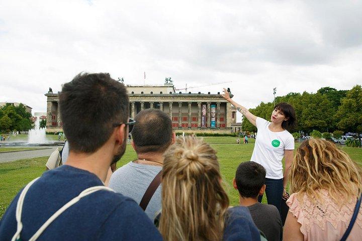 Berlin 4 hours walking tour in Spanish, Berlin, GERMANY