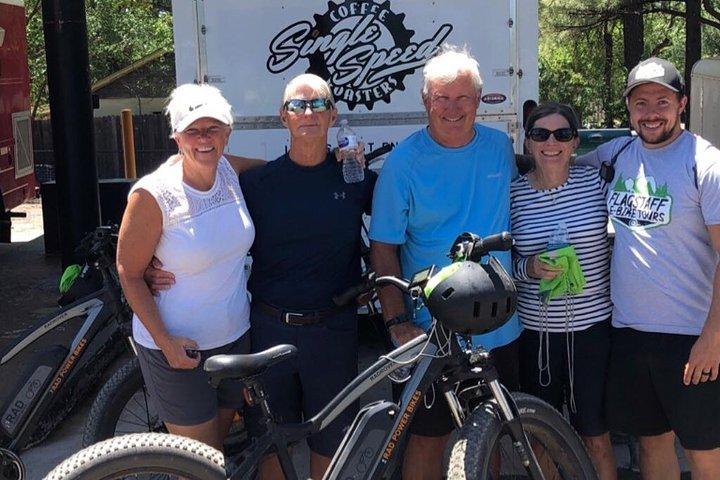 Flagstaff E Bike Tours Experience E-Bike Tour, Flagstaff, AZ, ESTADOS UNIDOS