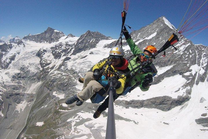 Long fly in Zermatt 35 min, Zermatt, SUIZA