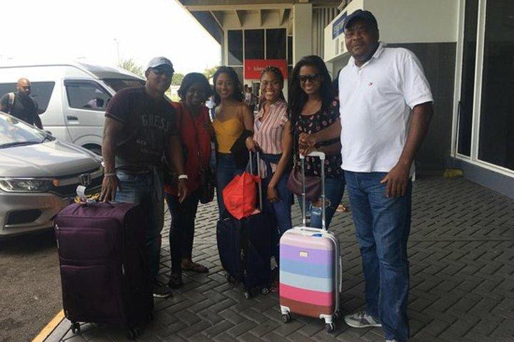 Private Airport Transfer To Melia Braco Hotel, Falmouth, JAMAICA