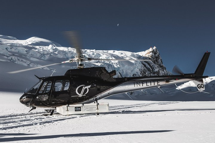 35-Minute Valley and Glacier Helicopter Tour from Mount Cook, Canterbury, NOVA ZELÂNDIA