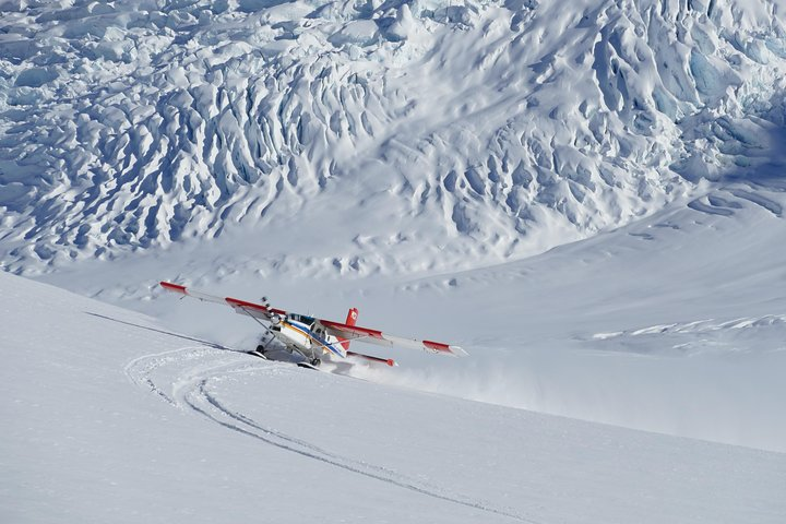 45-Minute Glacier Highlights Ski Plane Tour from Mount Cook, Canterbury, New Zealand