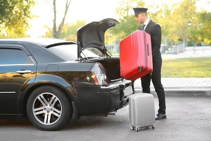 Transfer in Private Vehicle from Frankfurt Airport to Kaiserlautern, Frankfurt, Alemanha