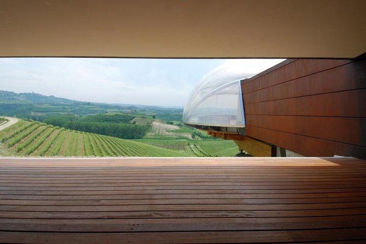 The wines of Le Langhe Region at Ceretto Winery, Langhe-Roero y Monferrato, ITALIA