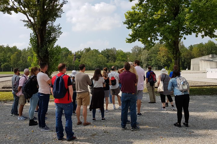 Dachau Concentration Camp Memorial Site Tour from Munich by Train, Munich, GERMANY