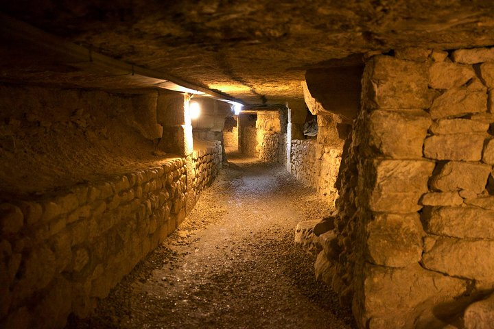 Group or Private Paris Catacombs Special Access Tour, Paris, FRANCE