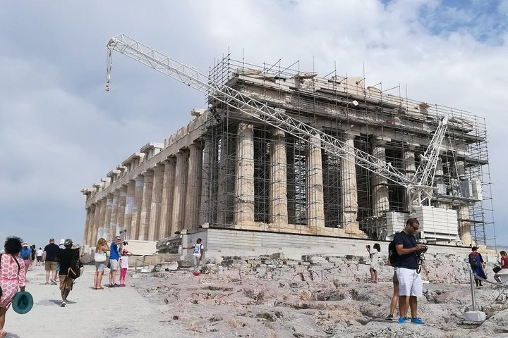Athens Shore Excursion: Private Athens Sightseeing and Acropolis Tour, Atenas, GRECIA