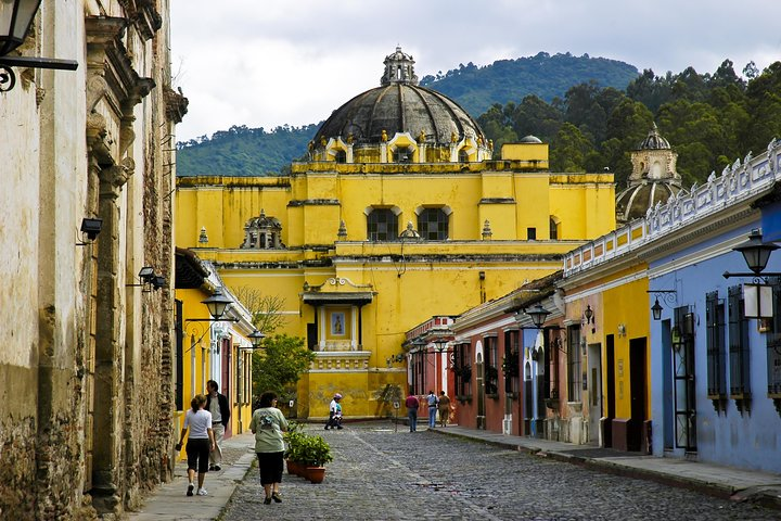 Antigua Guatemala Day Tour El San Salvador, ,