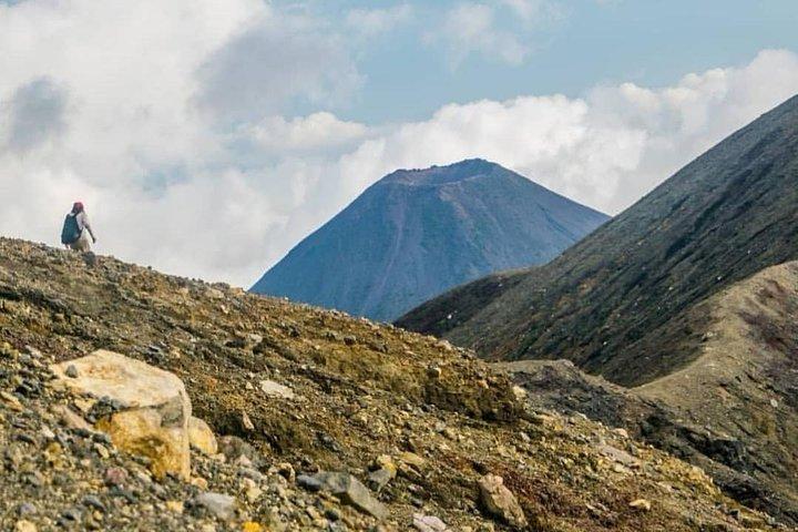 Santa Ana Volcano Hiking Tour + Coatepeque Lake Sightseeing, ,