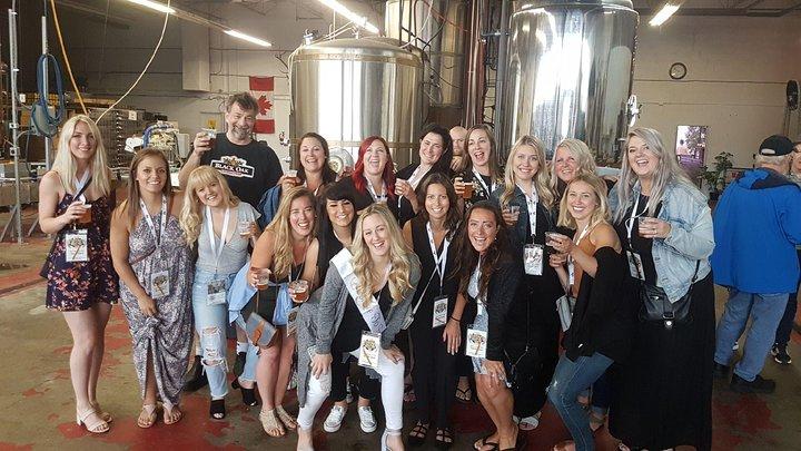 Toronto Craft Brewery Tour, Toronto, CANADA