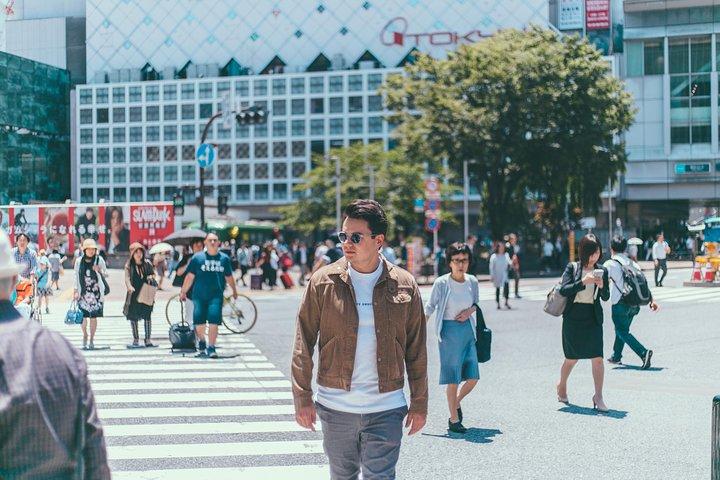 Viajen Tokio con con tu propio fotógrafo profesional (1hora de foto-viaje), Tokyo, JAPON