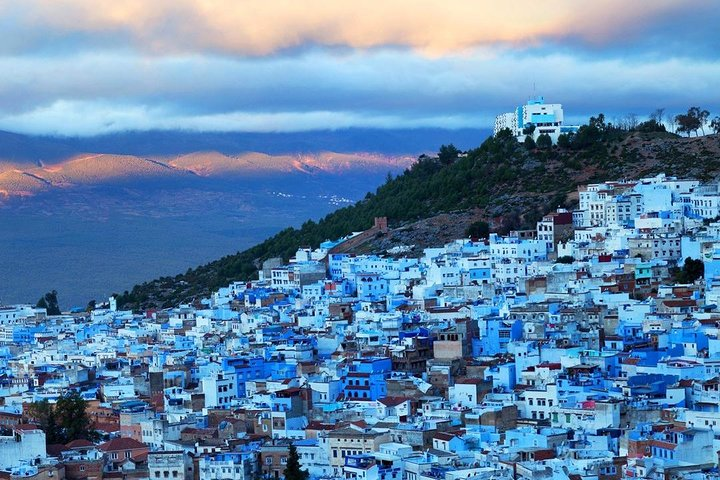 Transfer from fez to chefchaouen or day trip, Fez, MARRUECOS